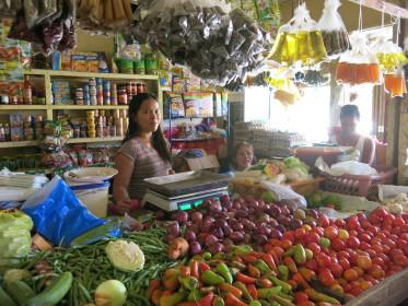 IDL Philippines- marche fruits legumes
