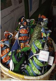 label vert sachets moringa
